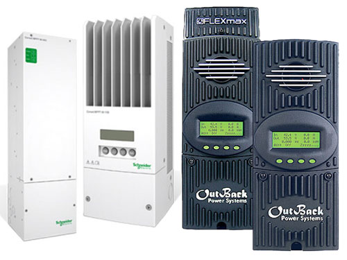 Off Grid Charge Controllers